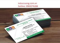 Cơ sở in danh thiếp chuyên nghiệp tại Hà Nội.