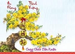 In lịch Tết giá rẻ nhất Hà Nội.
