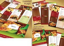 In menu nhà hàng giá rẻ tại Hà Nội