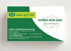 In card visit giá rẻ tại Hà Nội