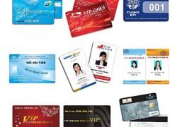 Thiết kế và in ấn thẻ nhựa chuyên nghiệp tại Hà Nội