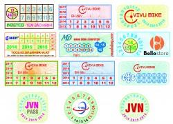Thiết kế in tem uy tín tại Hà Nội